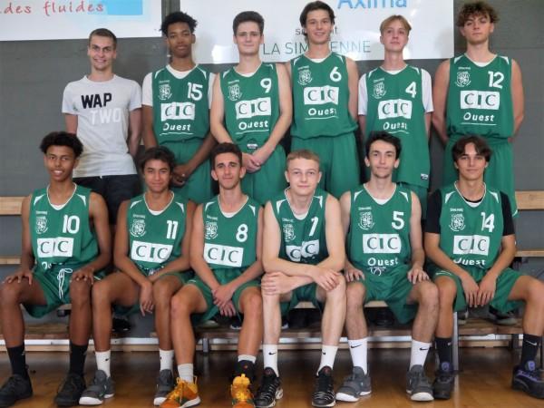 U20 région - Juniors 1