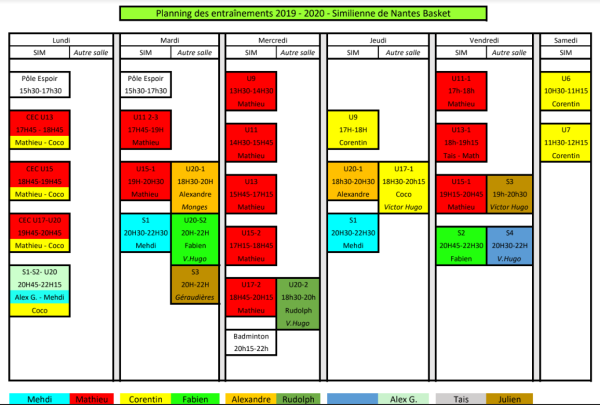 Planning Sim 2019-2020